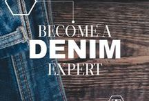 DENIM / Jeans are undoubtedly the most used and reinterpreted piece in fashion history, but did you know that DENIM is the material it is made from?. In Fashionfactor.me we tell you why we love the versatility of this material.