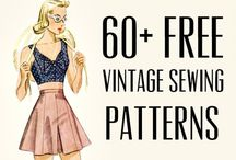 Create It - Free Sewing Patterns