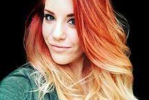 Pumpkin Spice Inspired / All things fall! Autumn season fashion, beauty, and hair inspiration