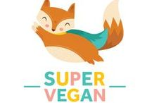 Veeeeeegan... / An eclectic mix of all things animal-friendly ;) GF = Gluten Free / by Rebecca S. Boensch