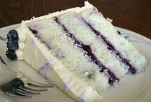 Cake Cake Cake / by Sarah Thim