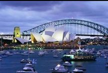 Sydney | Australia  / Explore Sydney and all of it's wonders, from the Sydney Harbour Bridge, the iconic Opera House, Wild Life Sydney, Sydney Aquarium and more! Ask our experts to plan your ultimate vacation.
