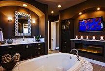 ♥♡Dream bathroom♥♡ / by ♥♡Wild Thang♥♡