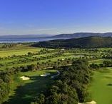 Argentario Golf Club, Tuscany / Spectacular and panoramic golf course in Southern Tuscany, Italy - Argentario Golf Club