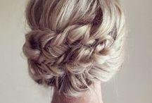 Hair. / Different hair ideas