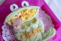 Happy Meals by WokkingMum / Lunch Boxes / Sandwiches I made for my kids