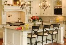 HOUSE- Kitchen / . / by Jenn Matkin West