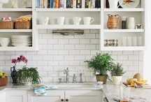Home - Kitchen / by Ashley Coats