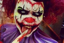 вєαutч: ѕpєcíαl fх / Special FX / Halloween Inspiration / Just Simply Creative / by ☽☠☾Jacqueline☽☠☾
