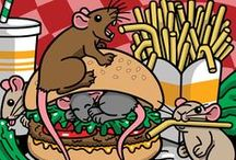 Just the Rats Ma'am / All of my rat art, comics, and crafts, bookmarked here for your enjoyment.
