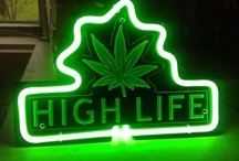 ♥♡The High Life♥♡ / It's 4:20 somewhere.  Nothing like inhaling the good shit & exhaling the BS!  / by ♥♡Wild Thang♥♡