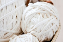 wool board / crochet + knit  / by lia juna
