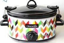 I ♥ My Crockpot / by Nifty Mahogany Mom