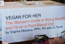A Vegan Plate / Vegan food recipes or ones that can easily be adapted :-) / by Rhiannon Solorzano