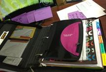 Organizing: {Household Binder} / Tips, tricks and printables for household binders.