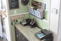Organizing: {Command Center}