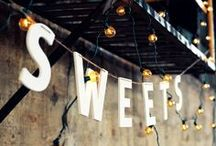 {BANNERS & SIGNAGE LOVE} / by BE MARRY EVENTS