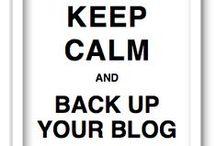 Be.Bloggy / Blog Design Inspiration