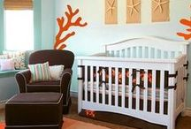 Baby Girl's Nursery / by Nifty Mahogany Mom