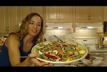 Salads / Do you love a good Salad? Here's more Recipes: * Entree Salads: http://cookingwithkimberly.com/category/main-dishes/salads/ * Side Salads: http://cookingwithkimberly.com/category/side-dishes/salads-side-dishes/  * Subscribe to http://CookingWithKimberly.com #cwk @CookingWithKimE / by CookingWithKimberly.com