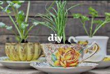DIY and Tea Hacks | Idées de bricolage et astuces / Tea Hacks