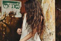 H A I R - D O W N / Beautiful bridal hair Inspiration