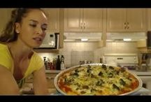 Pizza / Want some more Pizza Recipes? Check out: http://cookingwithkimberly.com/category/main-dishes/pizza/  * Subscribe to http://CookingWithKimberly.com #cwk @CookingWithKimE / by CookingWithKimberly.com