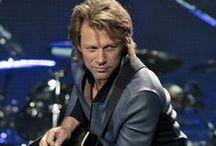 Jon Bon Jovi / by Sheila Wheeler