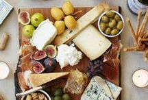 cheeeeeeese / ANOTHER BOARD THAT MAKES ME SWEAT.  Cheese brings such joy and happiness / by Jaclyn Journey