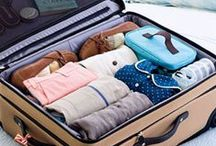 Be.Savvy Packer / Packing tips and outfit ideas : )