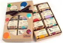 Soap Packaging Ideas / Packaging ideas especially hand crafted soap. #packaging #soap wrapping #soappackaging