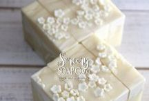 Wedding Favors / Soaps for Wedding Favors and New Soap Cookies for Wedding, Bridal and Baby Shower Favors by Sorcery Soap™   #weddingfavors #bridalshowerfavors #bridalgifts #bridesmaidfavors