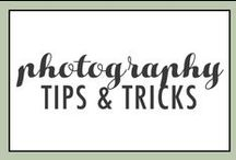 Photography Tips & Inspiration / Try out some of the tips and advice in these pins on how to improve your photography!