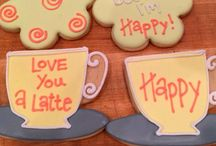 C is for Cookie! / We have over 500 cookie cutters and counting at SweetStory.  Yeah. It's a bit of an obsession.