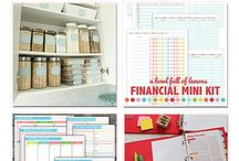 Organization & Storage / by Small Miracles