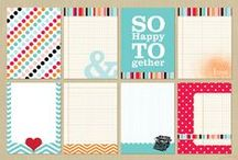 project life / ♥ project life ideas, pocket inserts, humour, photos ♥ becky higgins, heidi swapp, pocket letters, core kits, DIY PL, things I love, things that mean something ♥
