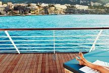 Unique Cruise Features / An insider look at some of our cruises most unique features! / by Cruise Specialists