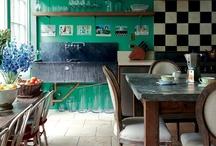 Dining Room / by Amber Bixler