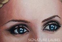 My Art - Signature Laurel / Original Fine Art by Me. www.SignatureLaurel.com All Rights Reserved