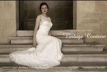 Robes de mariée vintage / Collection robes de mariée vintage en dentelle/ Collection vintage style lace wedding dresses - Alesandra Paris