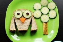 Kiddie Corner / The grandkids never know what activity or snack I'll pick.   We love cooking and baking together.  They are craftoholics just like me! / by Karen Wendel-Brodhead