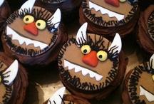 Hello Cupcake! / Dessert is rare around here.  I have no idea why.   / by Karen Wendel-Brodhead