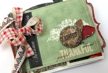 Paper Princess Projects / Inspirational Scrapbook Layouts and mini albums.  Awesomeness! / by Karen Wendel-Brodhead