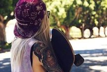 Snapbacks&Tattoos / by Lady_Tiki