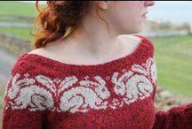 Knitting <3 / by Ashley Wilscam