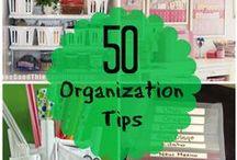 Get Organized / by TednSuz