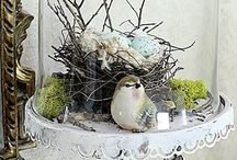 Mantel Decor / by Small Miracles