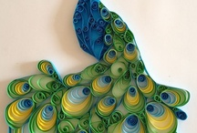Paper Crafts / Quilling / by Jennifer Bailey
