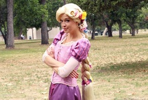 Costume: Rapunzel / Materials, links, and tutorials for my future Rapunzel costume from Tangled!
