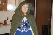 Costume: Hobbit and Dwarf / Tutorials and references that I used to make a hobbit dress and a dwarf costume from Lord of the Rings for the first Hobbit movie premiere!